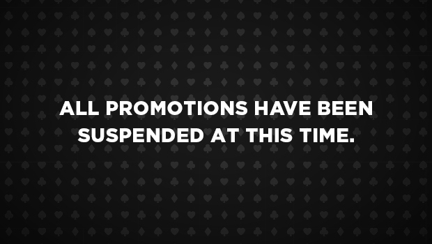 No promotions at Gold Mountain Casino